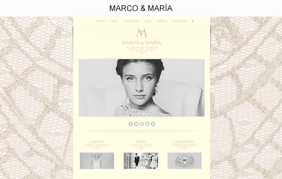 MARCO Y MARIA